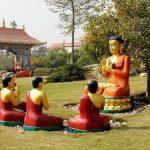 Refuge in the Buddha